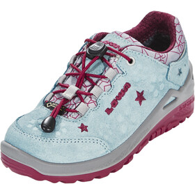 Lowa Marie GTX Low Shoes Mädchen iceblue/berry